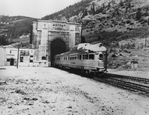 east portal moffat tunnel