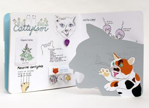 Nanette Wylde - Hello Catty