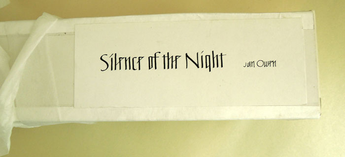 Jan Owen – Silence of the Night