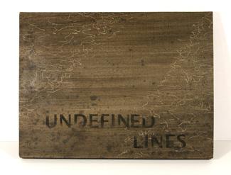 Mary Uthuppuru - Undefined Lines