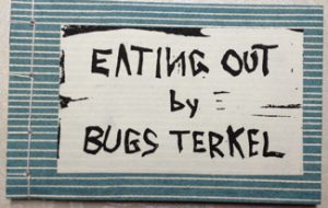 Richard Steiner - Eating Out