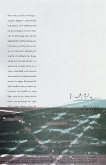 Sara Langworthy - Headlong, by Nick Flynn