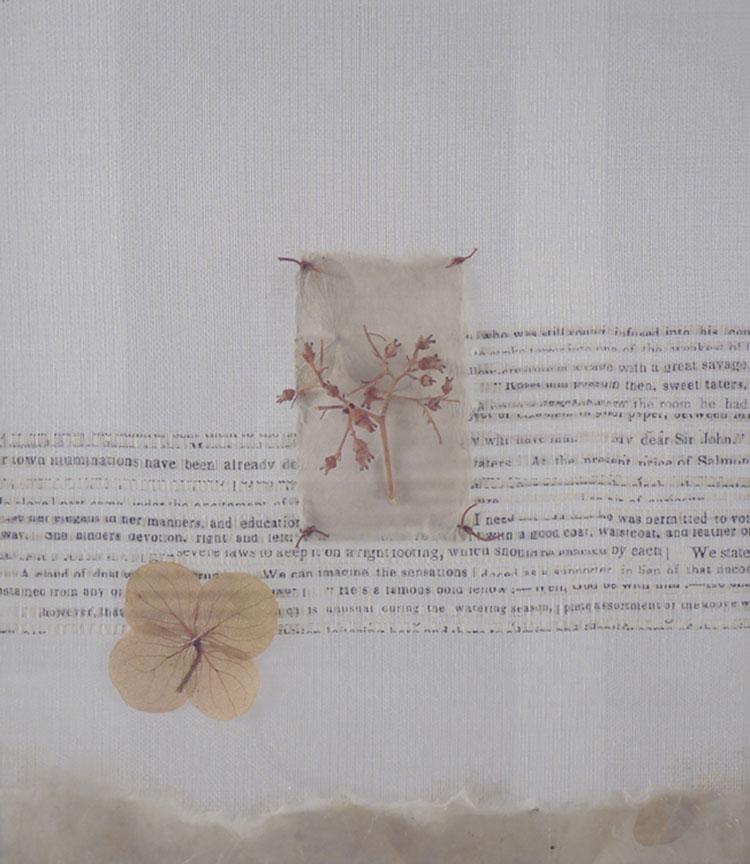Vicki Essig – hydrangea (detail)