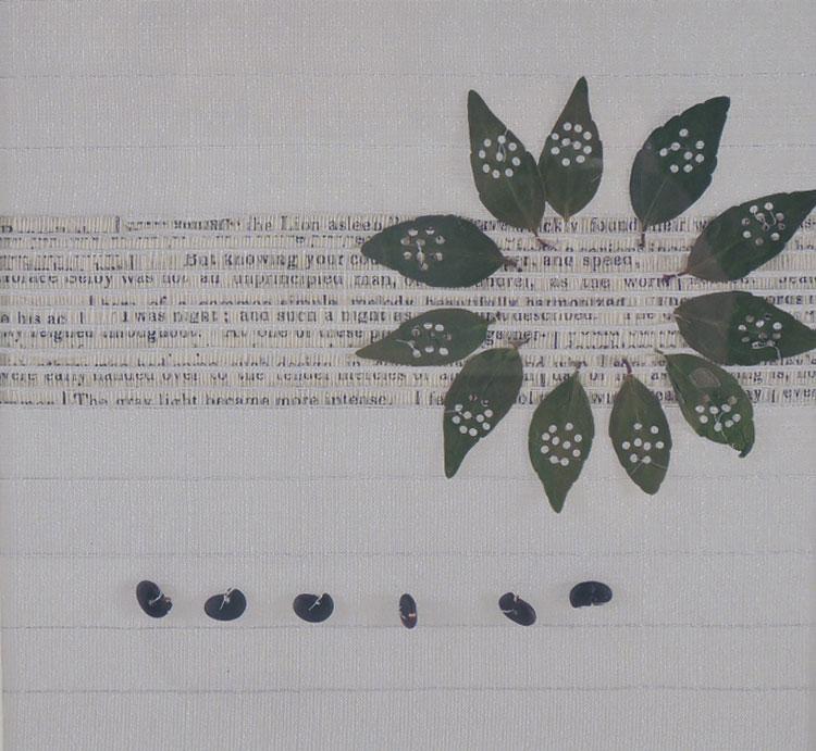 Vicki Essig – locust (detail)