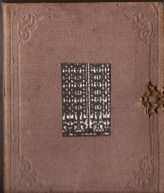 Y-David-Cohen-Dotted Book-c-1