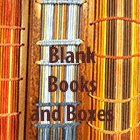 blank books & boxes